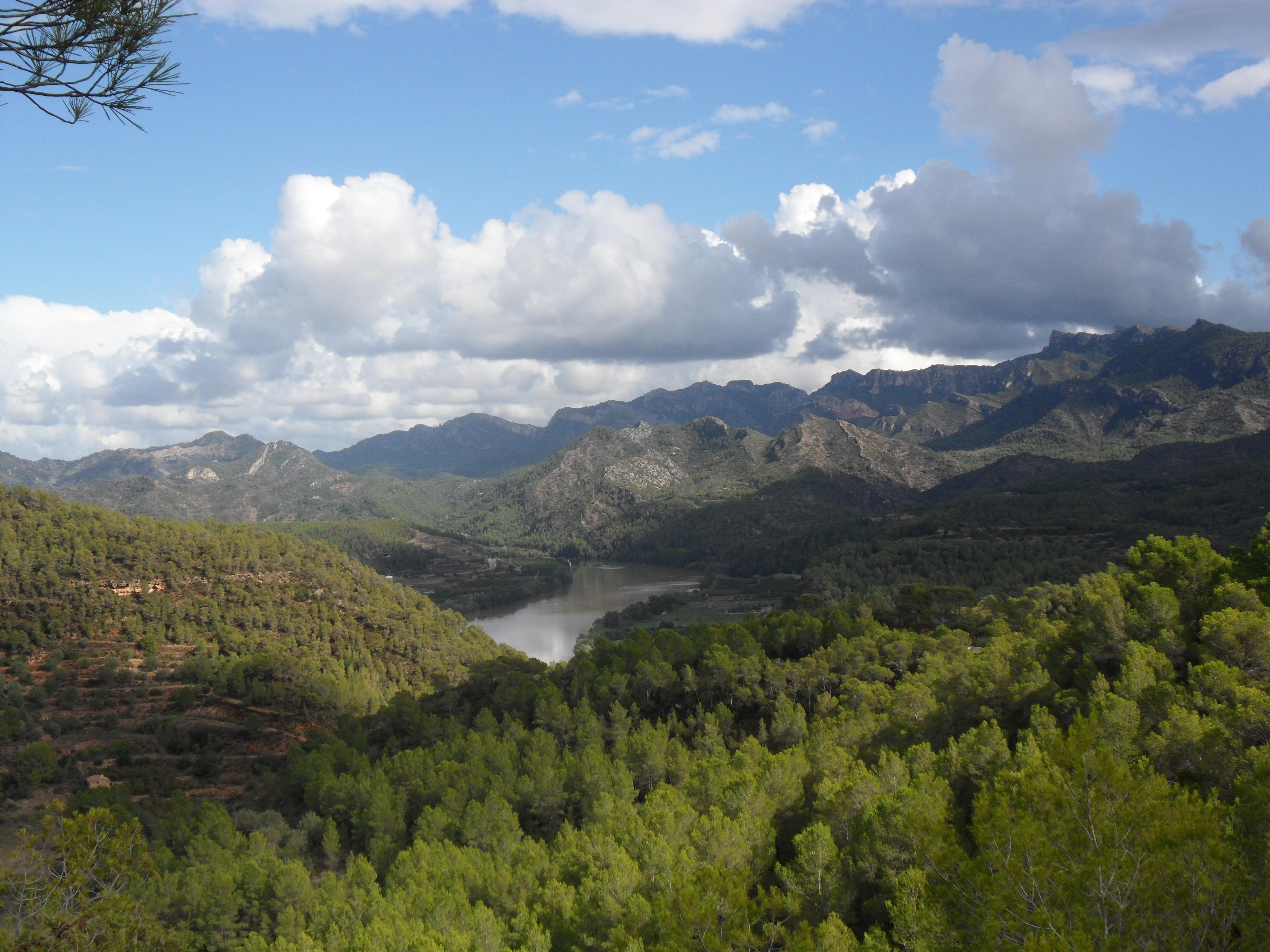 Ebro Valley Spain Ebro Valley