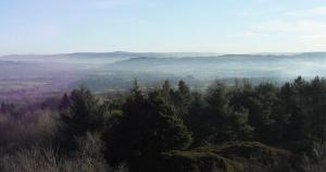 Distant Boulsworth Hill