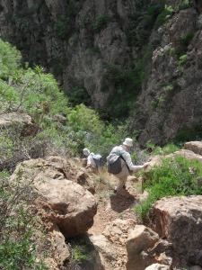 Tenerife Climbing