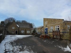 Bleasdale school.