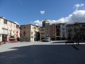 Santa Coloma Placa