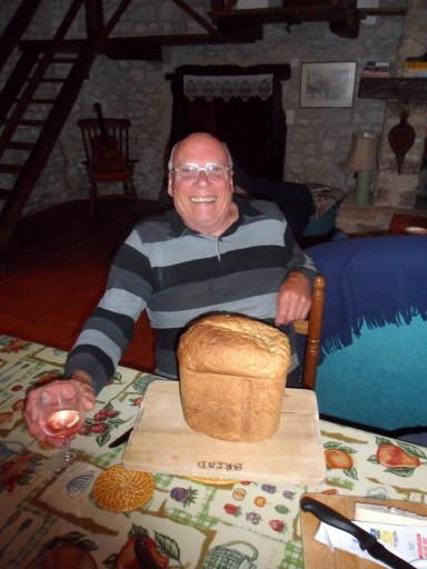 The Breadman.