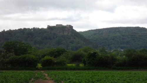 Beeston Castle.