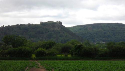Beeston Castle.