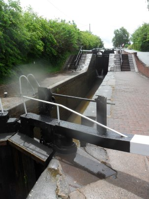 Grindley Brook Staircase.