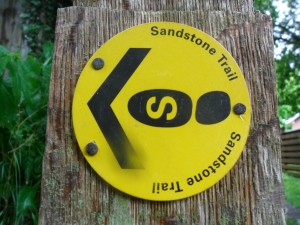 The Sandstone Trail. 232