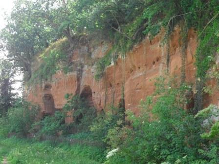 Redstone hermitage.