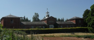 Glasshampton monastery.