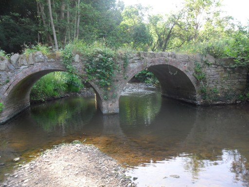The Leigh Brook.