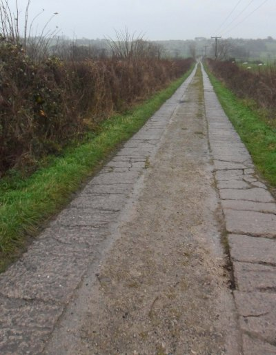 'Mile Lane'