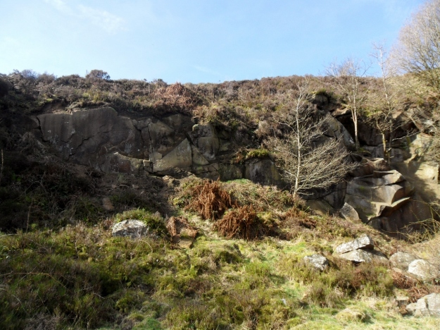 Cronshaw Quarry.
