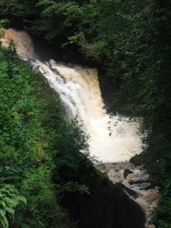Pecca Falls.