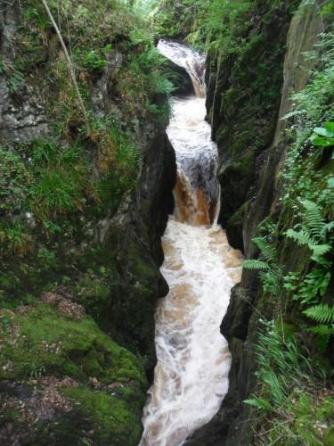 Baxenghyll Gorge.