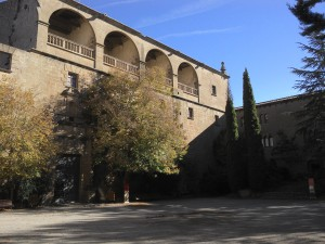 El Miracle Monastery.