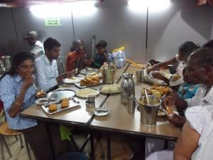 Tamil cafe.