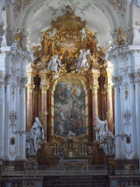 Marienmuenster altar