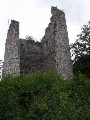 Vilsegg Castle.