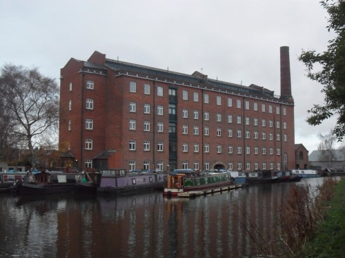 The 'Hovis' mill.
