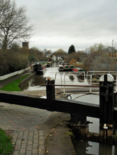 Centre of Middlewich.