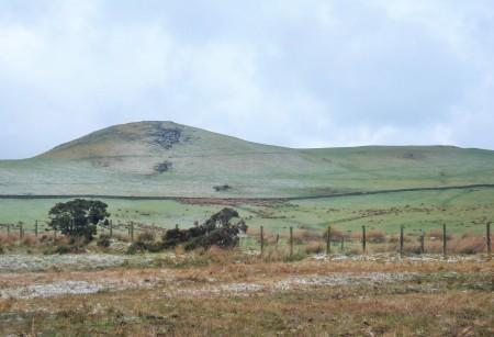 Caermote Hill.