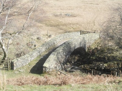 New packhorse bridge.