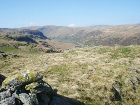 Swindale from Langhowe Pike.