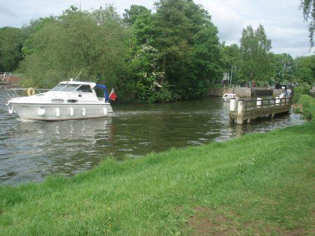 Abingdon Lock.