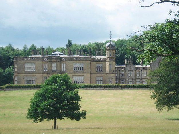 Eshton Hall.