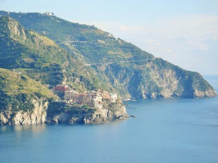 Onwards to Manarola.