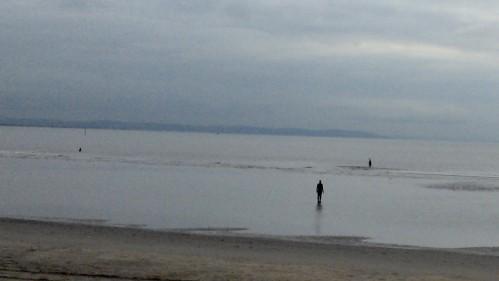 Crosby beach.