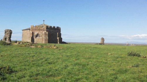 Cockersand Abbey.