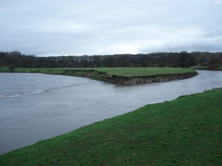 Ribble/Calder confluence.